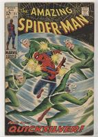The Speedster and the Spider! [Collectable(FN‑NM)]