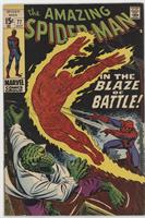 In the Blaze of Battle! [Collectable(FN‑NM)]