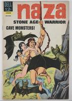 Naza: Stone Age Warrior [Readable(GD‑FN)]