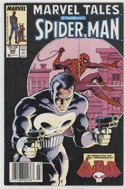 1964-1995 Marvel Marvel Tales #209 - The Punisher Strikes Twice!