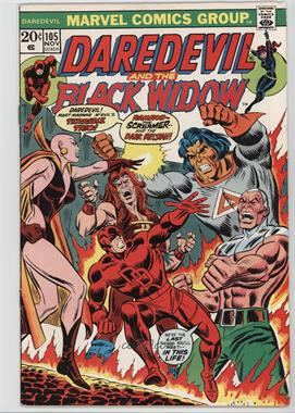 1964-1998, 2009-2011 Marvel Daredevil Vol. 1 #105 - Menace From The Moons Of Saturn!