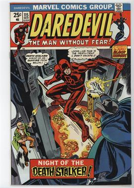 1964-1998, 2009-2011 Marvel Daredevil Vol. 1 #115 - Death Stalks The City!