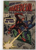 Daredevil Dies First! [Readable (GD‑FN)]