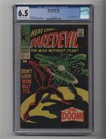 Don't Look Now, But It's... Dr. Doom! [CGC 6.5]