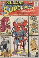 Superman featuring Fantastic Things and Creatures [Readable (GD‑FN)]
