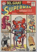 Superman featuring Fantastic Things and Creatures