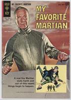 My Favorite Martian [Readable(GD‑FN)]