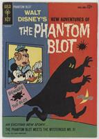 The Phantom Blot Meets the Mysterious Mr. X