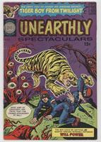 Unearthly Spectaculars [Readable(GD‑FN)]