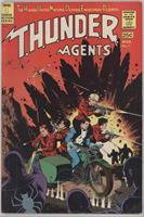 T.H.U.N.D.E.R. Agents [Readable(GD‑FN)]