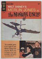 Walt Disney's Merlin Jones as The Monkey's Uncle [Readable(GD‑FN)]