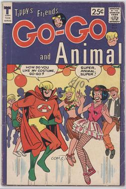1966 - 1969 Tower Tippys Friends Go-Go and Animal #2 - Tippys Friends Go-Go and Animal [Good/Fair/Poor]