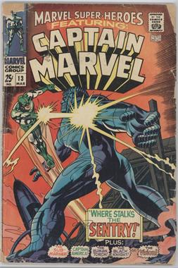 1967-1982 Marvel Marvel Super-Heroes Vol. 1 #13 - Where Stalks the Sentry!