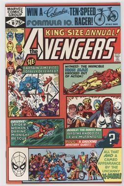 1967-1996, 2004 Marvel The Avengers Annual #10 - By Friends Betrayed