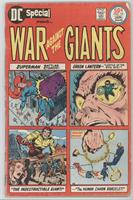War against the Giants [Readable(GD‑FN)]