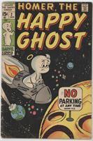 Homer, The Happy Ghost [Good/Fair/Poor]