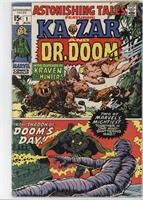 Unto you is Born the Doomsman / The Power of Ka-zar [Good/Fair/Poor]