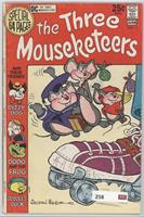 The Three Mouseketeers [Readable (GD‑FN)]