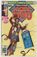 Doctor Who British reprints start.  Later collected in IDW's Doctor Who Classic…