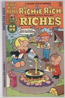 Richie Rich Riches [Readable (GD‑FN)]