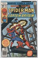 Introducing, Captain Britain [Readable(GD‑FN)]