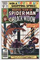 Spiderman & Black Widow