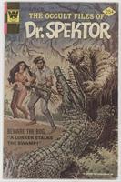 A Lurker Stalks The Swamp - Whitman Reprint [Readable(GD‑FN)]