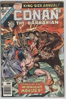 Conan the Cimmerian; Part 1 - The Phoenix on the Sword!; Part 2 - Ring of Evil!