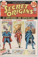 Secret Origins [Readable(GD‑FN)]