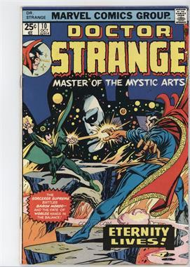 1974-1987 Marvel Doctor Strange Vol. 2 #10 - Alone Against Eternity...