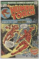 The Human Torch [Readable(GD‑FN)]