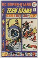 Teen Titans: Monster Bait;  Skis of Death
