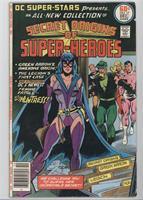 Secret Origins of Super-Heroes [Readable(GD‑FN)]