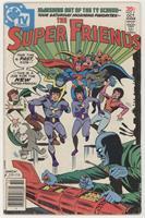 The Super Friends [COMCComicsDetailedVeryGood/Fine]