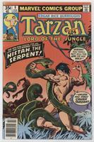 The God of Tarzan