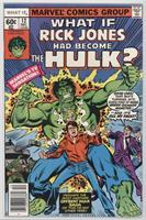 What If Rick Jones Had Become the Hulk?