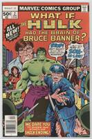 What if the Hulk Had Always Had Bruce Banner's Brain?