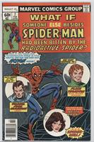 What if Someone Else besides Spider-Man had been Bitten by the Radioactive Spid…