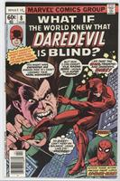 What If The World Knew That Daredevil Is Blind?