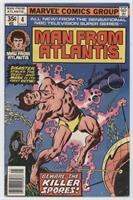 Man From Atlantis [Readable (GD‑FN)]