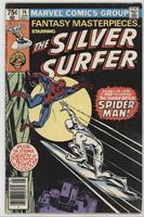The Surfer and the Spider! [Collectable(FN‑NM)]