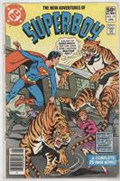The New Adventures of Superboy [Readable (GD‑FN)]