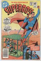 The Secret That Time Forgot To Tell!; Superboy's Mystery Mission!