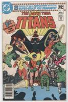The NEW Teen Titans [Readable(GD‑FN)]