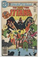 The NEW Teen Titans [Readable (GD‑FN)]