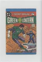 Secret Origin of Green Lantern