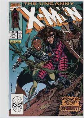 1981-2011 Marvel The Uncanny X-Men Vol. 1 #266 - Gambit – Out of the Frying Pan