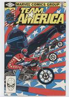 Story: The Origin of Team America [Collectable(FN‑NM)]