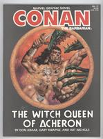 Conan the Barbarian: The Witch Queen of Acheron