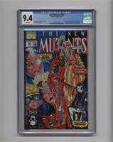 The Beginning Of The End Part One [CGC9.4]